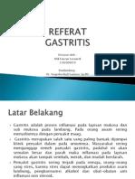 Referat Gastritis Aldi