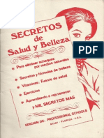 Secretos de Salud y Belleza