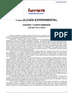 Samael A W - Psicologia exprimental - Chacras y 4ta dimension.doc