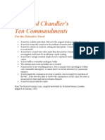 Raymond Chandler.doc