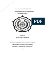 FILSAFAT BAHASA POSTMODERNISME.docx