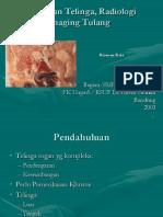 Pemeriksaan Telinga, Radiologi Telinga, Imaging Tulang