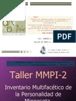 Mmpi-2.Escala de Validez Suplementarias