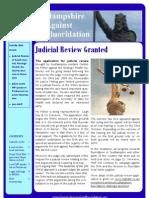 HAF September Newsletter