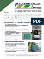 AdvanceSystem Pallets Extruded