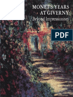 Monet's Years at Giverny - Beyond Impressionism