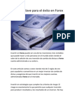 Forex 5 Claves
