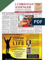 The Christian Messenger, September 09 edition