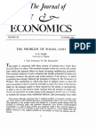 Coase Social Cost JLE 1960