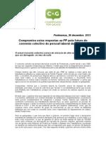 Compromiso pide explicacions polo convenio colectivo dos traballadores.doc