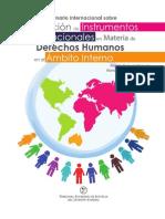 Aplicaición de instrumentos internacionales en el derecho interno