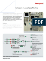 Application Note_Sensors in Anesthesia Machine Applications