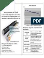 eGo-C Twist Battery Usser Manual