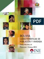 CENSO Bolivia 2012