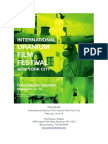New York Uranium Film Festival 2014 Program