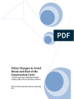 HKCA Public Policy Research Project Fund 2009 – Final Report