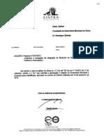 Proposta nº95- P/2013 - Autorizar a revogação da integração do Município de Sintra em organismos públicos e associações