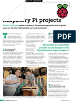 Top Ten Raspberry Pi Projects