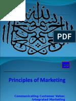 Communicating Customer Value Integrated Marketing Communications Strategy