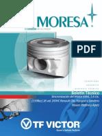 MORESA Ficha Motor Platina
