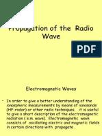 Propagation of Em Waves
