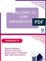 Unilever Presentation