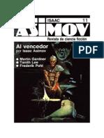 V.V.A.A. - ISAAC ASIMOV. REVISTA DE CIENCIA FICCIÓN 11
