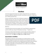 IntelliMen Manifesto