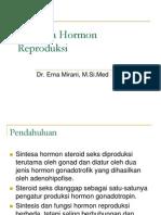 Biokimia Hormon Reproduksi FKG