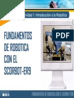 Fundamentos de Robotica Semana 1