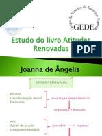 Estudo Do Livro-AtitudesRenovadas de Joqanna de Angeliz