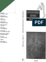 Mišel Fuko - Arheologija znanja