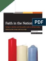 Faith in the Nation