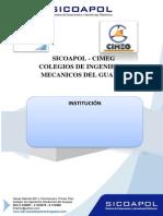 SICOAPOL Colegios Particulares Formas de Examenes Nuevos