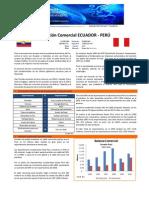 Relacion Comercial Ecuador - Per