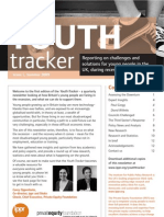 Youth Tracker newsletter