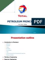 Petroleum Principles