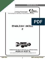 English SKill 2 Inggris SD