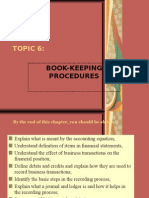 TOPIC 6_bookeeping Procedures
