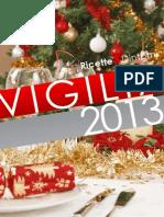 RicetteDintorni Menu Della Vigilia Di Natale 2013