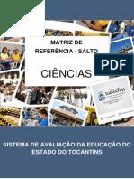 Matriz de Referência - Salto 2013