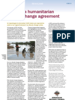 Towards a Humanitarian Climate Change Agreement