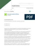 Gmail - [Nuovo articolo] L'accordo quadro di Kerry