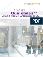 Guidelines for Small & Medium Enterprises (SMEs)