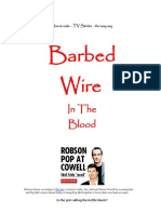 Barbed Wire in the Blood