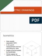 Isometric Projections EG