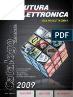 Futura Elettronica General Catalog 2009
