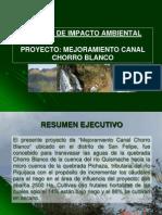 EIA Chorro Blanco Mkst3