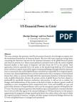Panitch Konings US Financial Power in Crisis HM16 2008