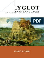 Polyglot How I Learn Differents Languages